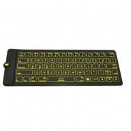Beeboard Rechargeable Foldable Keyboard Thin Bluetooth Board